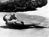 From Here to Eternity, Burt Lancaster, Deborah Kerr, 1953 Fotografía