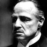 The Godfather, Marlon Brando, 1972 Foto