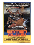 Eaten Alive, 1977 Posters