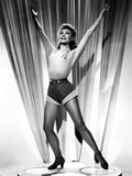Happy Go Lovely, Vera-Ellen, 1951 Photo
