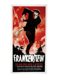 Frankenstein, Boris Karloff, 1931 Poster