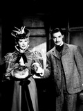 Goodbye, Mr. Chips, Greer Garson, Robert Donat, 1939 Photo