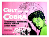 Cult of the Cobra, Faith Domergue, 1955 Posters