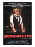 Scanners, Michael Ironside, 1981 - Photo
