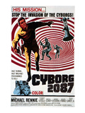Cyborg 2087, Michael Rennie, 1966 Prints