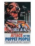 Attack of the Puppet People, 1958 Photo