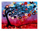Brazillian Sunset Wydruk giclee premium autor Natasha Wescoat