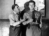 Detective Story, William Bendix, Kirk Douglas, 1951 Photo