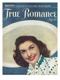True Romance Vintage Magazine - July 1948 - Esther Williams Prints by  Macfadden Studios