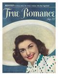 True Romance Vintage Magazine - July 1948 - Esther Williams Giclee Print by Macfadden Studios