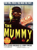 The Mummy, 1959 Posters