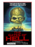 The Gates of Hell, (AKA Paura Nella Citta Dei Morti Viventi, AKA City of the Living Dead), 1980 Poster