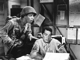 At War With The Army, Jerry Lewis, Dean Martin, 1950 Photo