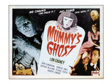 The Mummy's Ghost, Lon Chaney Jr., Ramsay Ames, John Carradine, Oscar O'Shea, 1944 Photo