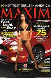 Arianny Celeste UFC Maxim Poster Photo