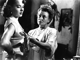 Pickup On South Street, Jean Peters, Thelma Ritter, 1953 Photo