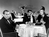 The Awful Truth, Ralph Bellamy, Cary Grant, Irene Dunne, 1937 Photo