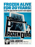 The Frozen Dead, 1967 Posters