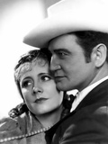 Cimarron, Irene Dunne, Richard Dix, 1931 Photo