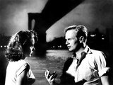 Pickup On South Street, Jean Peters, Richard Widmark, 1953 Plakater