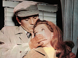 The Collector, Terence Stamp, Samantha Eggar, 1965 Photo