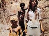 Walkabout, Lucien John, David Gulpilil, Jenny Agutter, 1971 Photographie