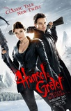 Hansel & Gretel Witch Hunters Affiches