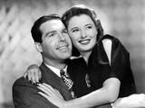 Remember The Night, Fred MacMurray, Barbara Stanwyck, 1940 Photo