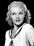 Ginger Rogers, in a Publicity Portrait for RKO, c. 1936 Posters
