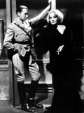 Shanghai Express, Clive Brook, Marlene Dietrich, 1932 Photo