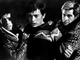 Rocco And His Brothers, Ctr. Alain Delon, Rt. Corrado Pani, 1960 Photo