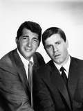 Dean Martin with Jerry Lewis, (Martin & Lewis), ca. 1950s Prints