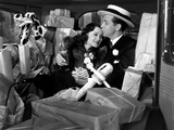 Christmas In July, Ellen Drew, Dick Powell, 1940 Lminas