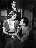 Detective Story, Horace MacMahon, Eleanor Parker, Kirk Douglas, 1951 Photo