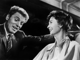 Elmer Gantry, From Left, Burt Lancaster, Jean Simmons, 1960 Psters