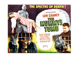 The Mummy's Tomb, Elyse Knox, Lon Chaney Jr., Turhan Bey, Lon Chaney Jr., 1942 Posters