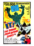 It! the Terror From Beyond Space, 1958 Kunstdrucke
