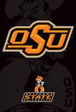 Oklahoma State Cowboys NCAA Poster Posters