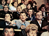 The Friends Of Eddie Coyle, Robert Mitchum, Peter Boyle, 1973 Photo