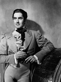 The Mark of Zorro, Tyrone Power, 1940 Photo