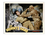 The Mummy's Hand, From Left: Dick Foran, Tom Tyler, 1940 Prints