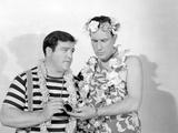 Pardon My Sarong, Lou Costello, Bud Abbott [Abbott and Costello], 1942 Affiche