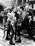 Romeo And Juliet, Reginald Denny, John Barrymore, Leslie Howard, Basil Rathbone, 1936 Photo