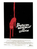 An American Werewolf In London, 1981 Posters