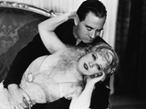 She Done Him Wrong, Owen Moore, Mae West, 1933 Photo