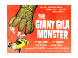 The Giant Gila Monster, 1959 Kunstdrucke