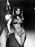 Raquel Welch, Portrait from the Film, Bedazzled, 1967 Poster