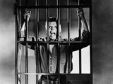Riot In Cell Block 11, Neville Brand, 1954 Photo