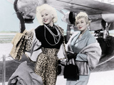 Will Success Spoil Rock Hunter, Jayne Mansfield, Joan Blondell, 1957 Print