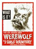 Werewolf In A Girls' Dormitory, (aka Lycanthropus), 1961 Photo
